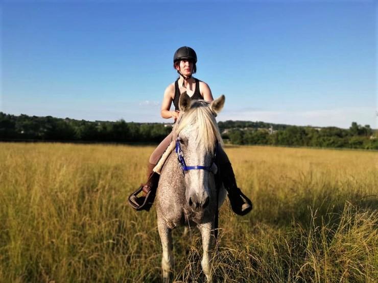 randonnée à cheval en haute-garonne