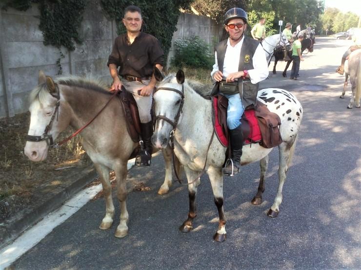 Randonnée à cheval dans toulouse